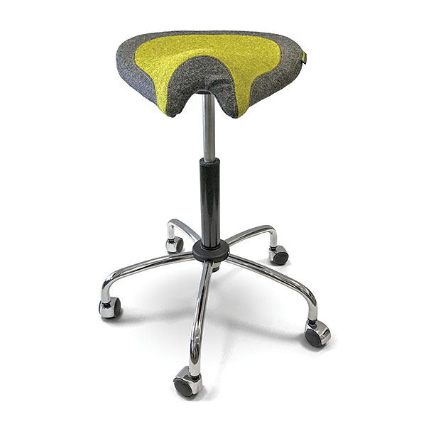 Turn & Learn Ergonmic Saddle Stool